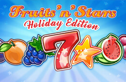 Fruits-n-Stars-Holiday-Edition-Playson